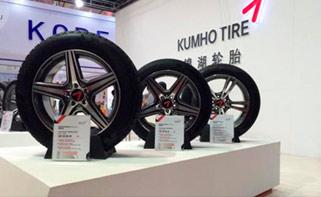 Что привезла шинная компания Kumho на 66-ой автосалон во Франкфурте?